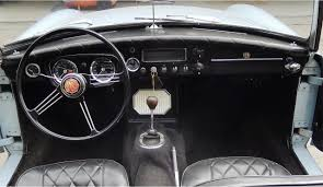 restored mgb seems ideal for someone u0027s first classic classiccars