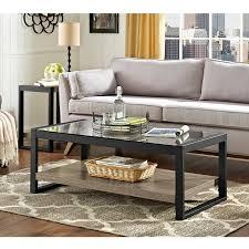 walker edison coffee table walker edison urban blend coffee table walmart com