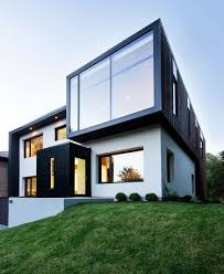 playing with volumes the black and white connaught residence in