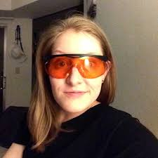 tinted glasses for light sensitivity can orange tinted glasses help you sleep popular science