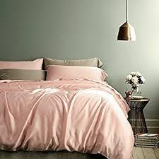 amazon com solid color egyptian cotton duvet cover luxury bedding