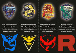 Harry Potter House Meme - pokemon go vs hogwarts houses imgur