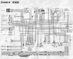1985 kawasaki 305 motorcycle wiring diagram kawasaki motorcycle