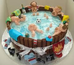 novelty birthday cakes cakes pesquisa do cake design water