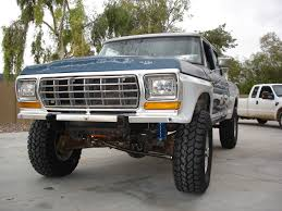 ford prerunner truck suspension engineering dreams ford bronco forum