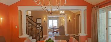 dining room paint colors that look elegant modern interior design