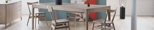 Noir Dining Table Heal U0027s Mid Century Modern Film Noir Style
