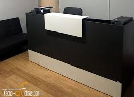 Reception Desk Black Black Reception Desk Eulanguages Net