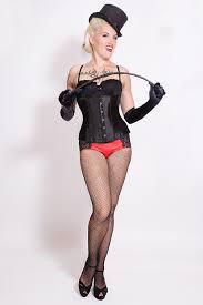 Black Corset Halloween Costume Burlesque Black Satin Victorian Waist Cincher Halloween Costume