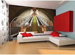 Wallpaper Designs For Walls by Geometric Wall Mural Wallpaper Murals U203a Wall Mural U2013 Subway