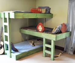 Bunk Bed With Shelves Toddler Bunk Beds That Turn The Bedroom Into A Playground