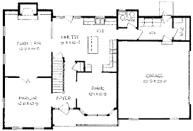 simple farmhouse floor plans farmhouse plans cool house plans