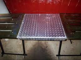 miller arcstation 30fx welding table nomad portable welding table by strong hand tools youtube