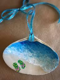 best 25 shell painting ideas on seashell shells