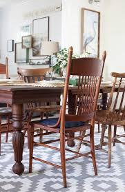 dining room rug homespun trellis the lettered cottage