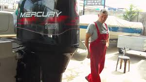 mercury 115hp 2stroke u002797 youtube