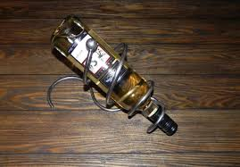 iron coil single bottle wine rack cam harris