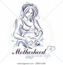 expecting mom images illustrations vectors expecting mom stock