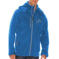 Bench Rain Jacket Detroit Lions Jackets Official Lions Store