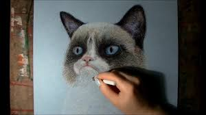 Image 9 Best Grumpy Cat - drawn grumpy cat yolo many interesting cliparts