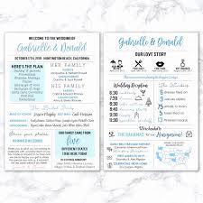 wedding program printable 12 beautiful silhouette wedding program templates davidhowald