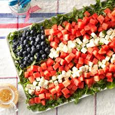 American Flag Pie Recipe 14 Flag Shaped Recipes Taste Of Home