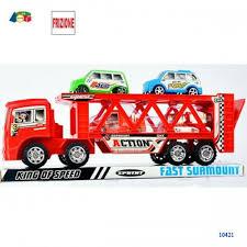 camion porta auto mandolesi giocattoli
