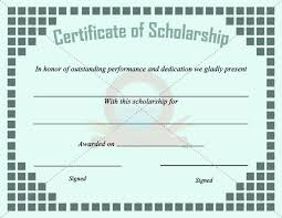 templates for scholarship awards 502 best certificate template images on pinterest certificate