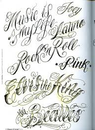 24 best fonts images on pinterest lettering tattoo lyrics and