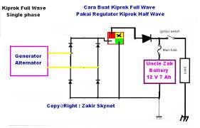 solusi battery cara buat kiprok fullwave pakai kiprok honda supra fit