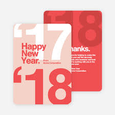 new year new address cards business cards corporate cards paper culture