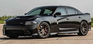 dodge charger hellcat black dodge charger hellcat gets hennessey package and its expensive