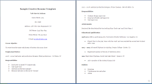 Write A Good Resume Resume Examples How To Write Resume Objectives Example Resume