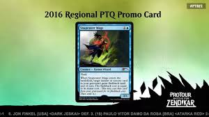 Invitational Cards Mtg Snapcaster Mage Reprint As Rptq Promo Magictcg