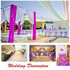 wedding supplies wholesale haochu wholesale wedding supplies decoration 1 5m width 18 colours