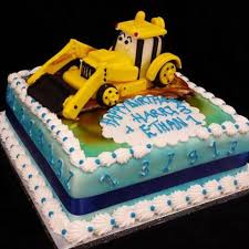 yellow tractor childrens birthday cake u2013 celticcakes com