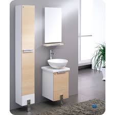 Modern Bathroom Vanity by Fvn8110lt Trieste Bathroom Vanity