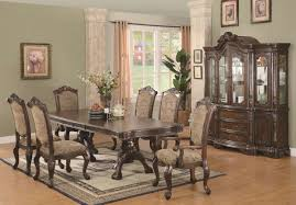 traditional dining room tables vendome traditional dining table