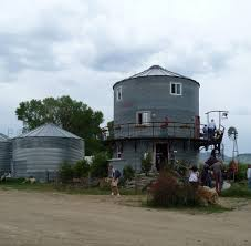grain bin house alder mt this is a house a man made from u2026 flickr