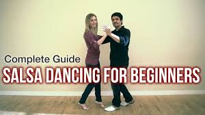 tutorial dance one more night salsa dancing for beginners youtube