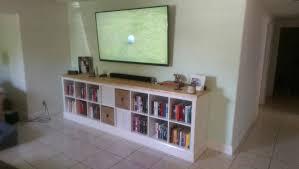 furniture overstock com tvs ikea entertainment center hack