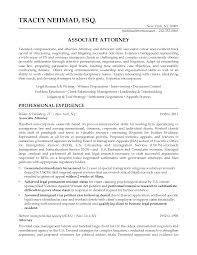 In House Counsel Resume Examples Sample In House Counsel Resume Resume Ideas
