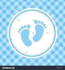 boy baby shower invitation card stock vector 530320975 shutterstock