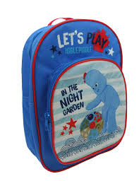 in the night garden shop igglepiggle backpack