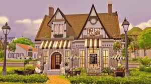 Home Designs Sims 4 Sims4 Granny U0027s Kitchen 奶奶的鄉村廚房 No Cc Ruby U0027s Home Design
