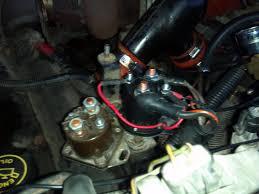 western plow gpr relay ford powerstroke diesel forum
