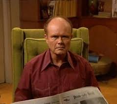 Red Forman Meme - red forman reaction images know your meme