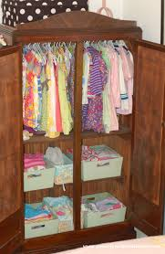 Baby S Closet Inside My Toddler U0027s Closet How It Works For Her Simply Natural Mom