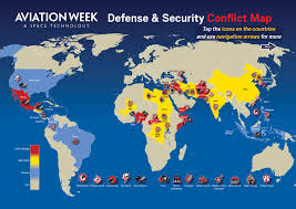 Global Map Of The World by Arms And Agriculture U2014growing Food In Conflict Zones