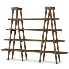 double ladder shelf drw